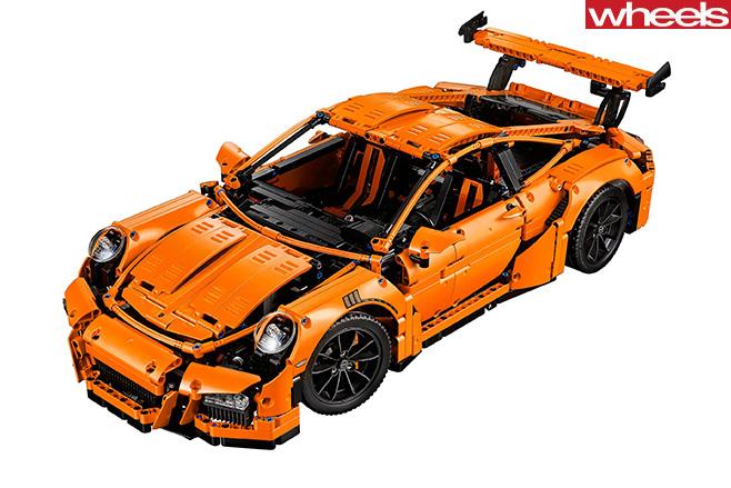 Lego -Porsche -911-GT3