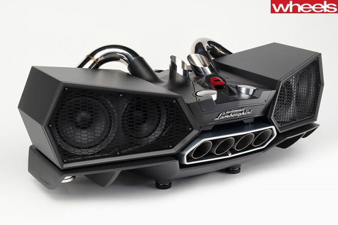 Lamborghini -speaker