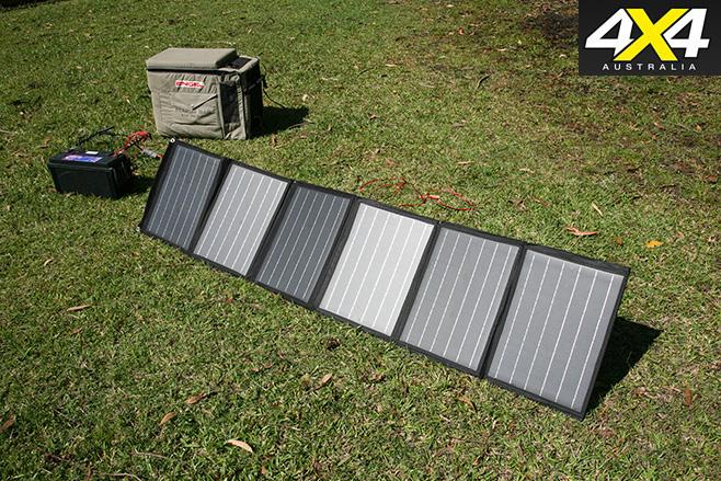Project multi-fold 120 watt
