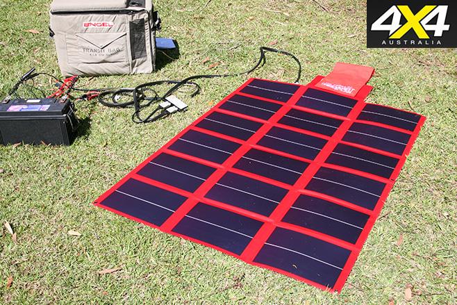 Redarc red blanket 112 watt