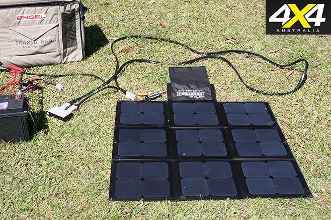 Redarc black blanket -115-watt