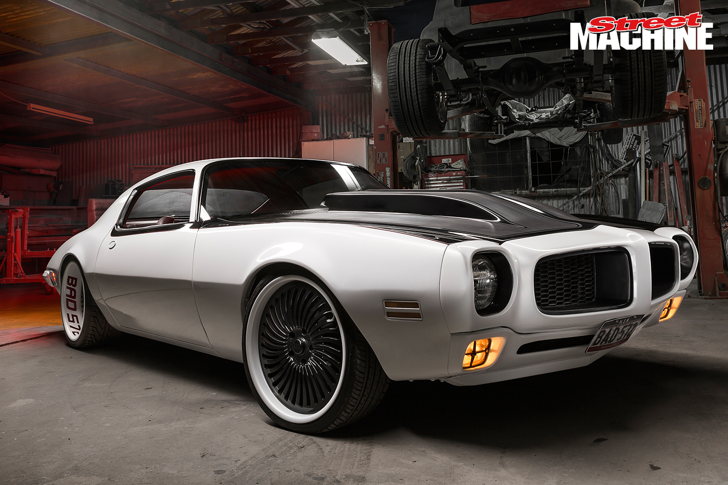 1972 Pontiac Firebird Custom