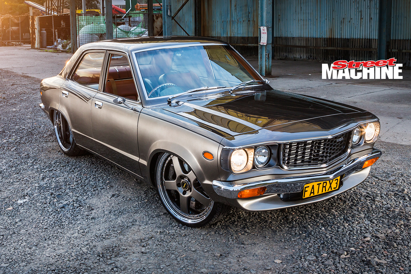 Mazda RX3 Summernats Grand Champion