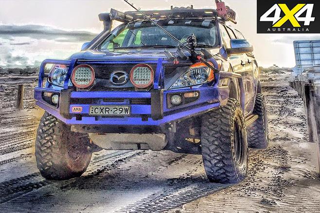 Readers 4x4s Everest Bt 50 Landcruiser 4x4 Australia