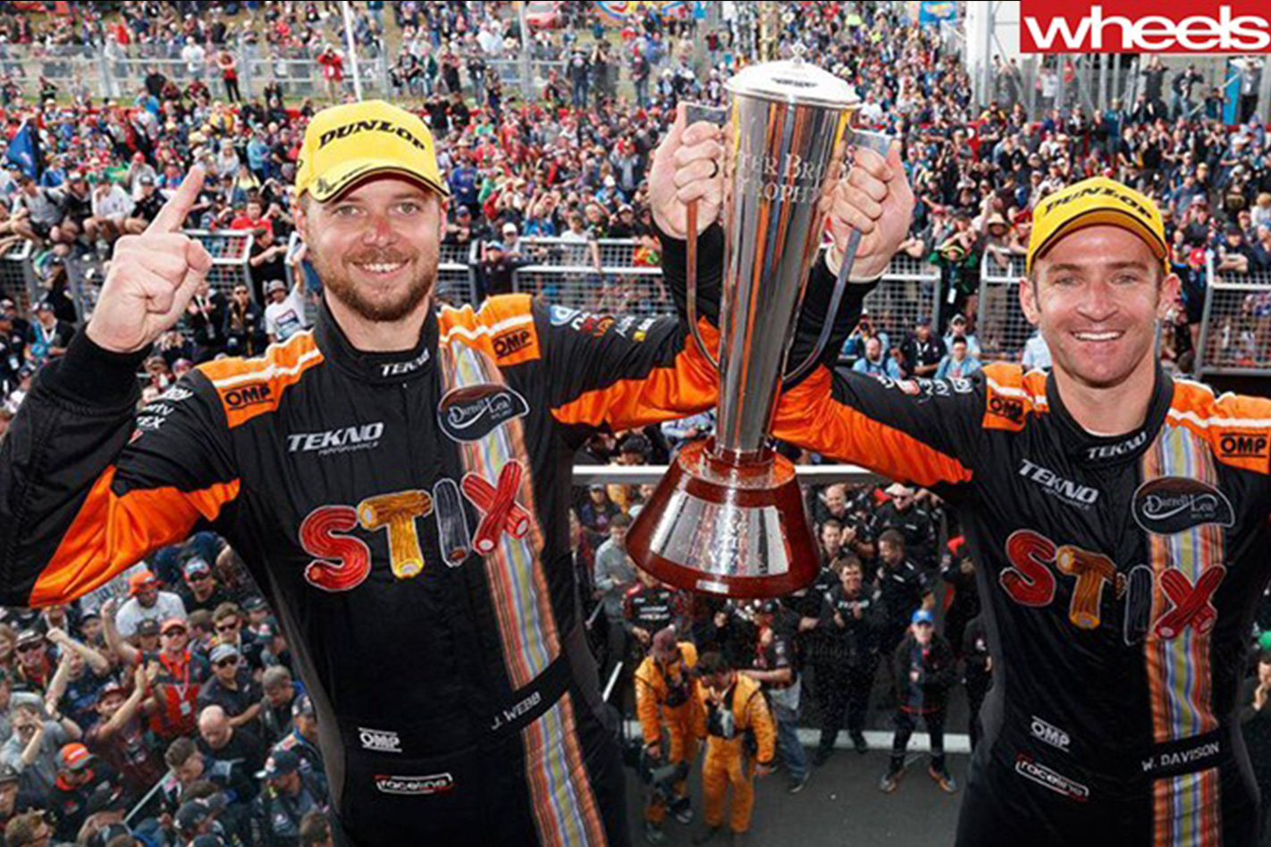 Webb -and -Davison -Bathurst -1000-win -2016