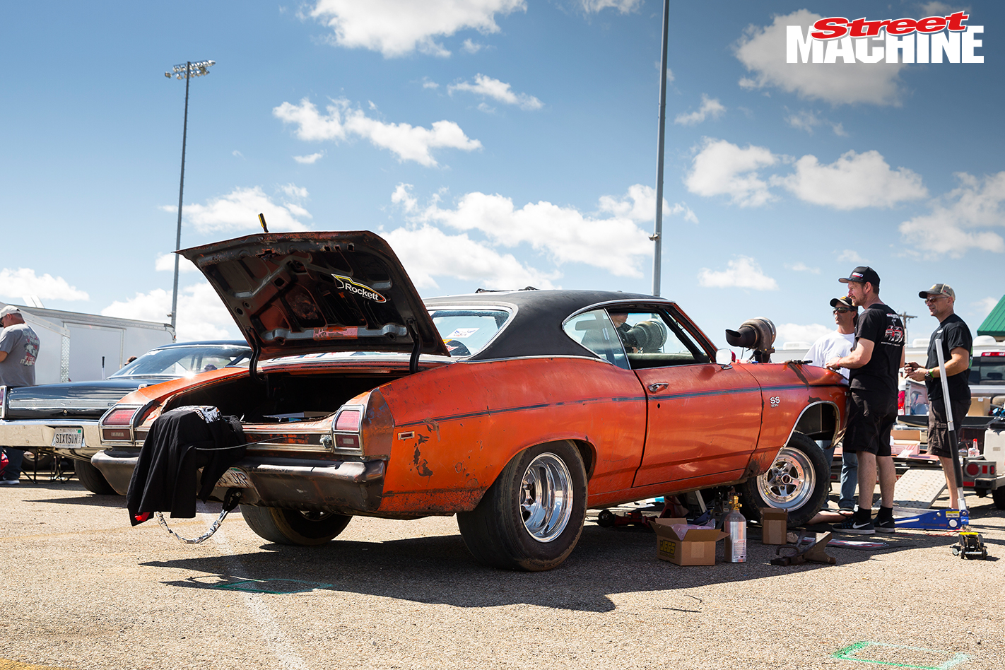 Aussie Chevelle Drag Week 2016 4