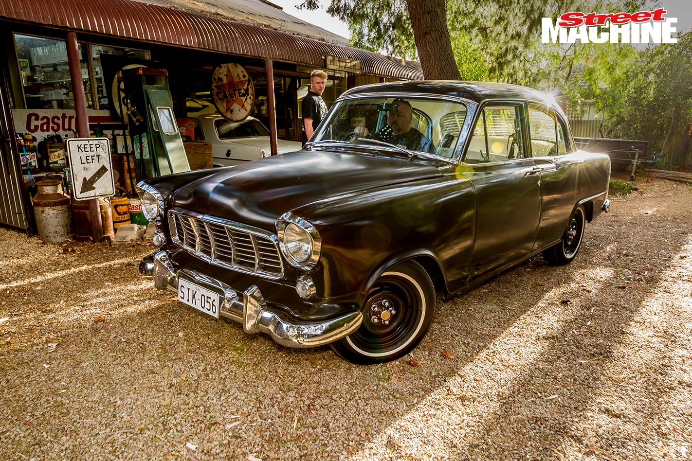 SA Classic Car Rego 6