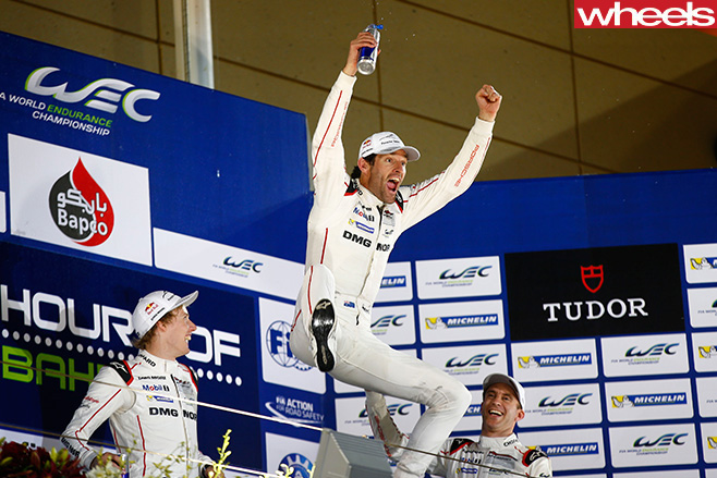 Mark -webber -podium -win
