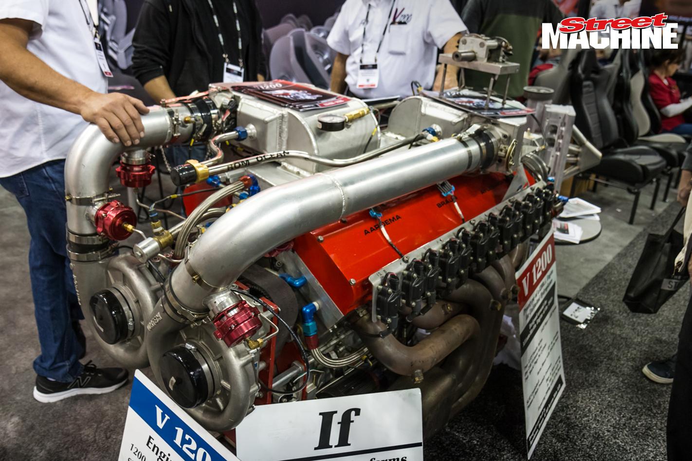 1200Ci V12 Merlin 6574