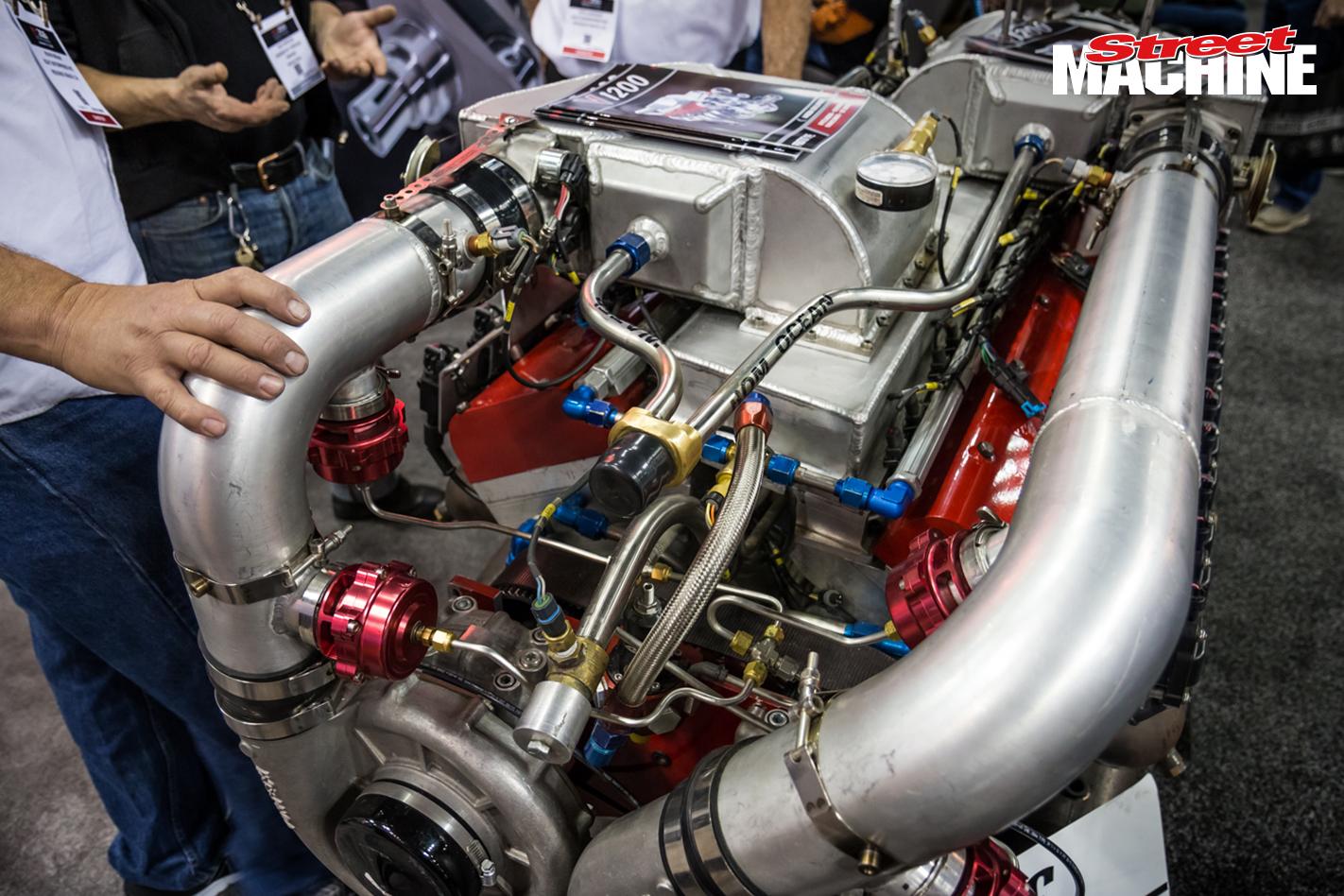 1200Ci V12 Merlin 6581
