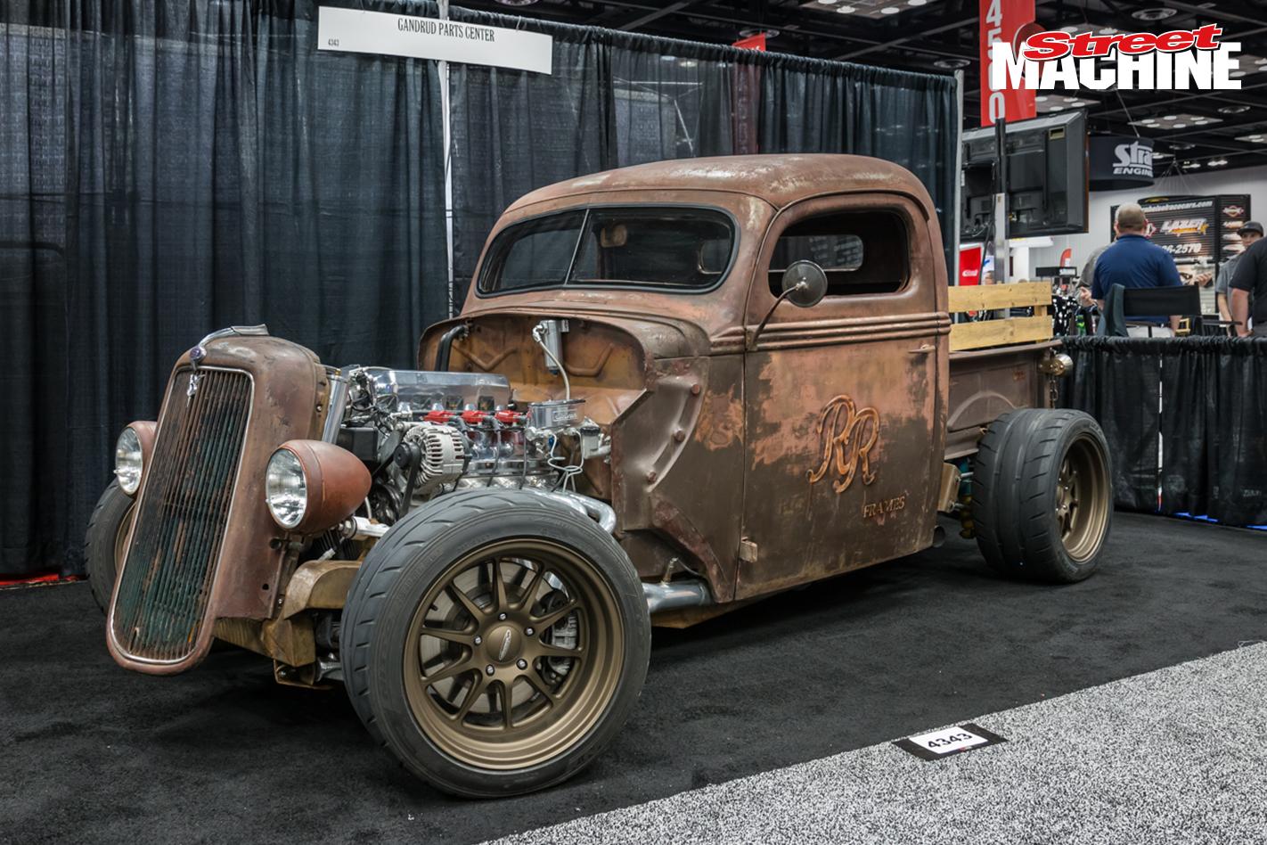 Rat Rod Pro Touring 5946