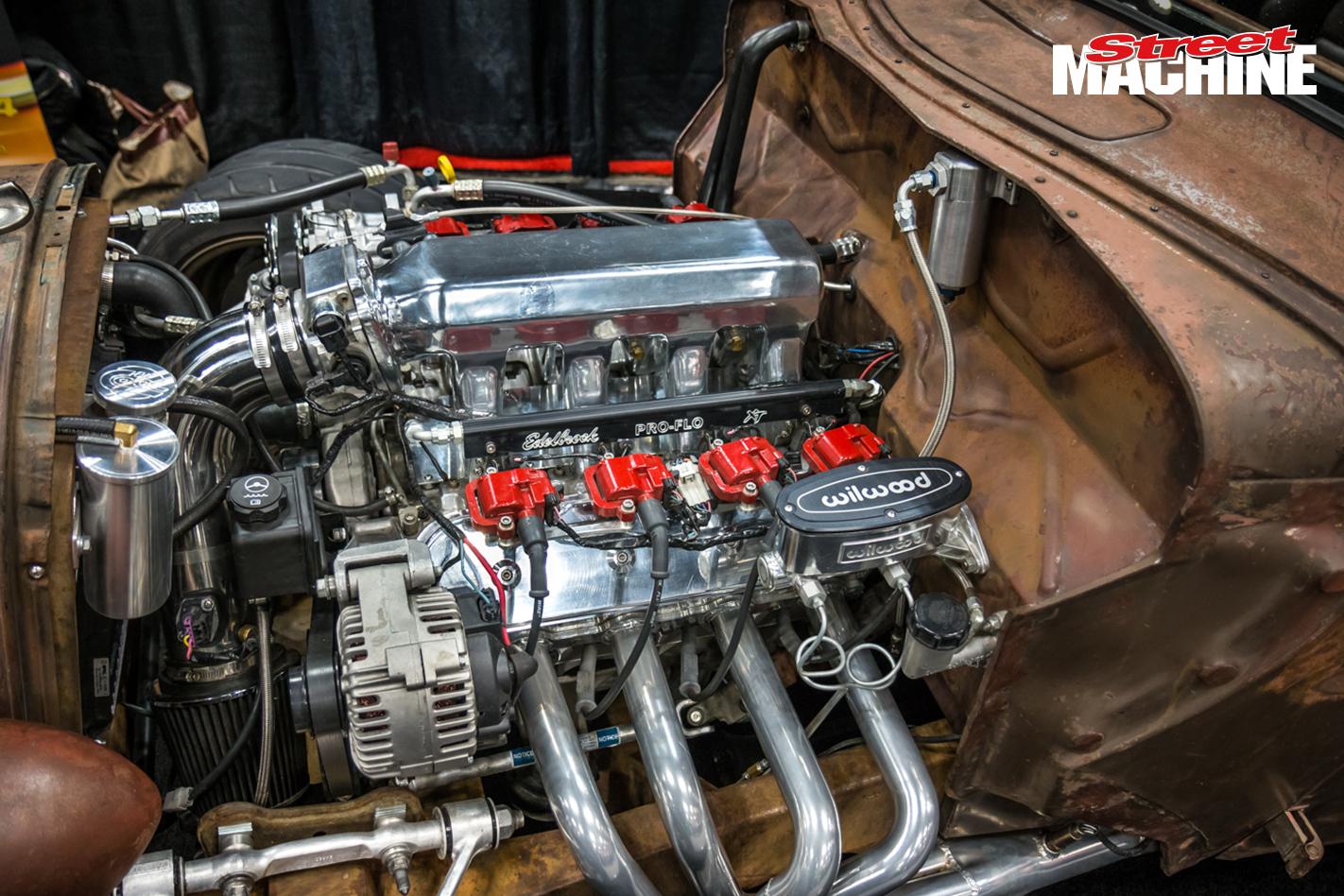 Rat Rod Pro Touring 6376