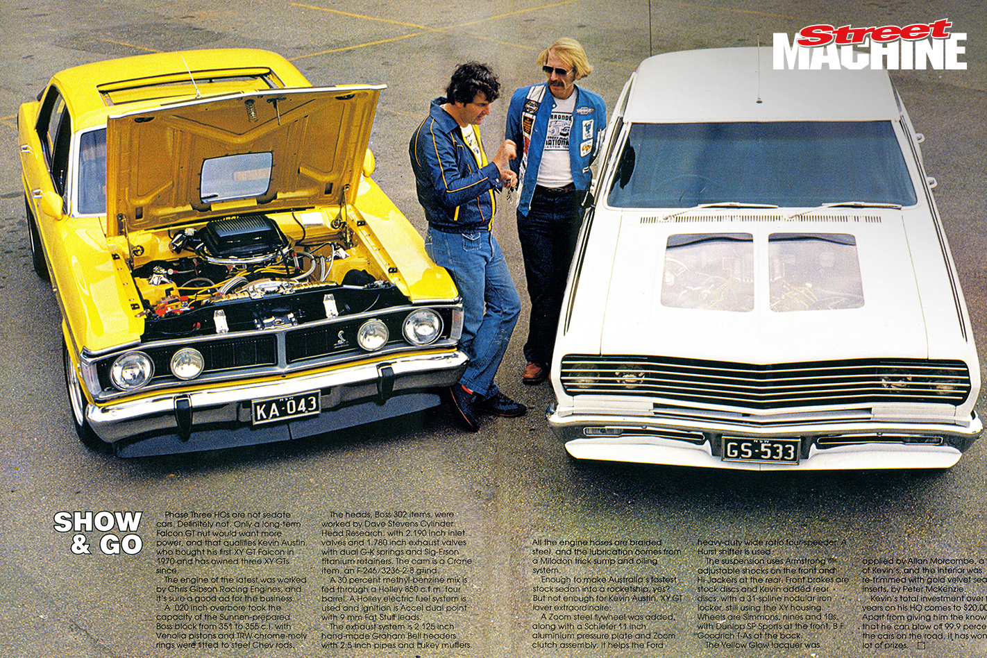Ford Falcon Custom Cars