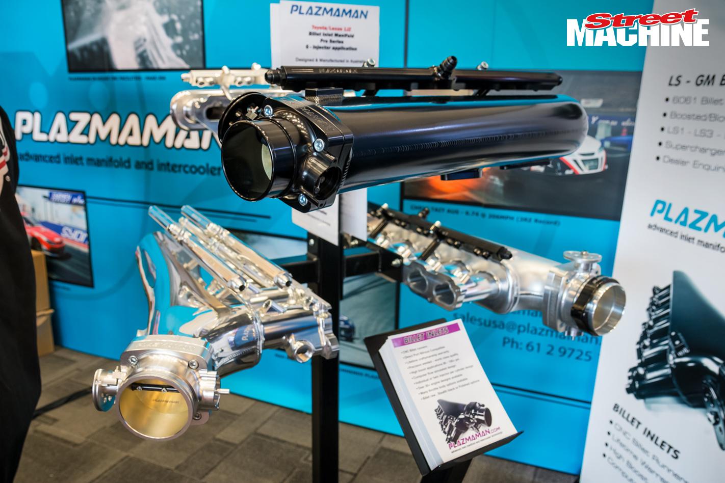 Plazmaman LS Intake 6553