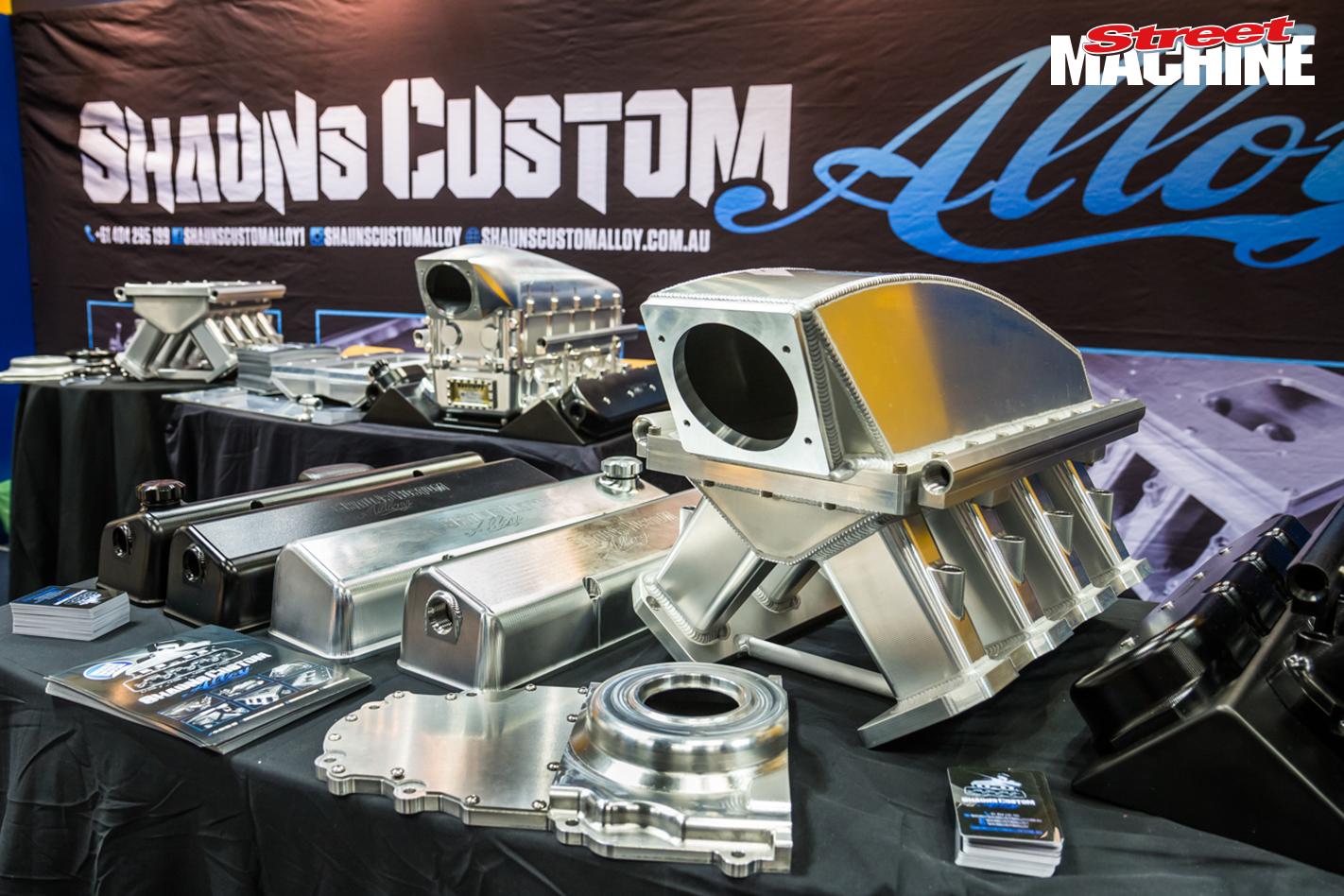 Shauns Custom Alloy 6535