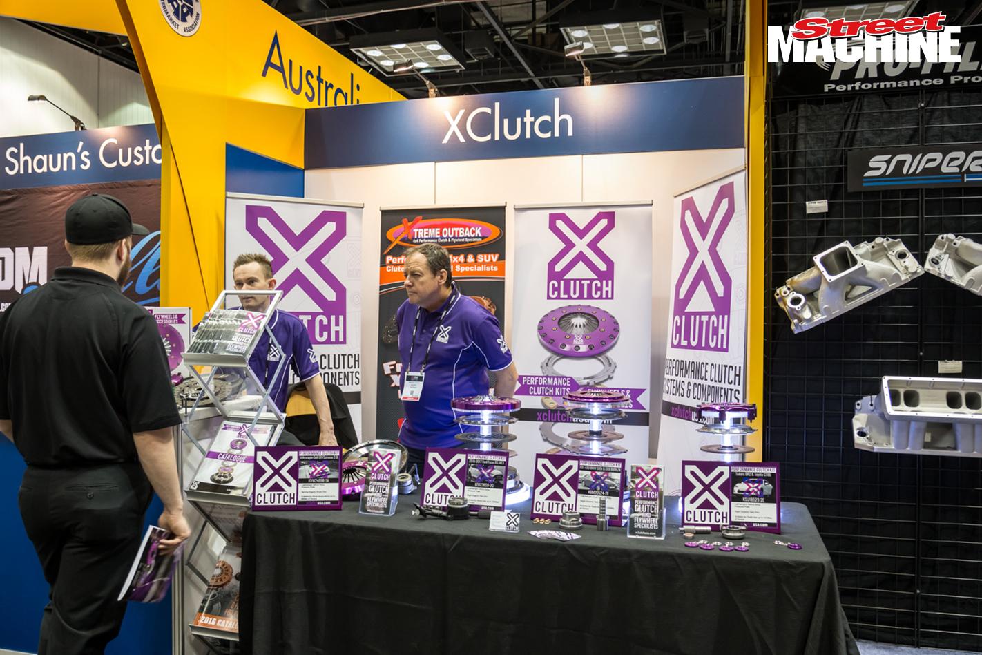 X Clutch 6537