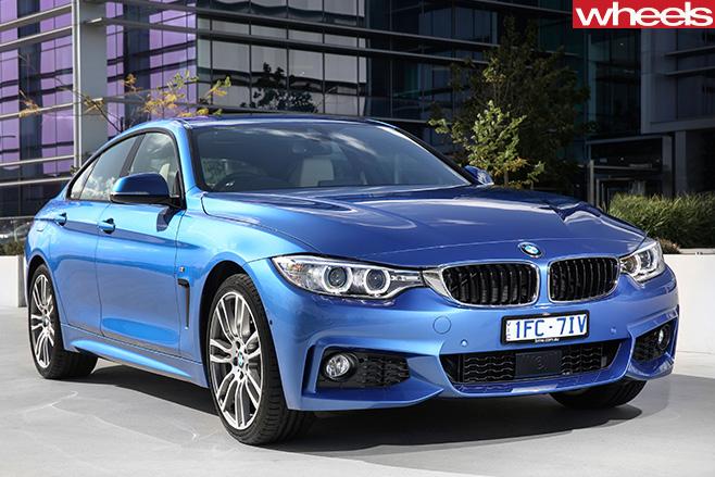 BMW-4-series -GT