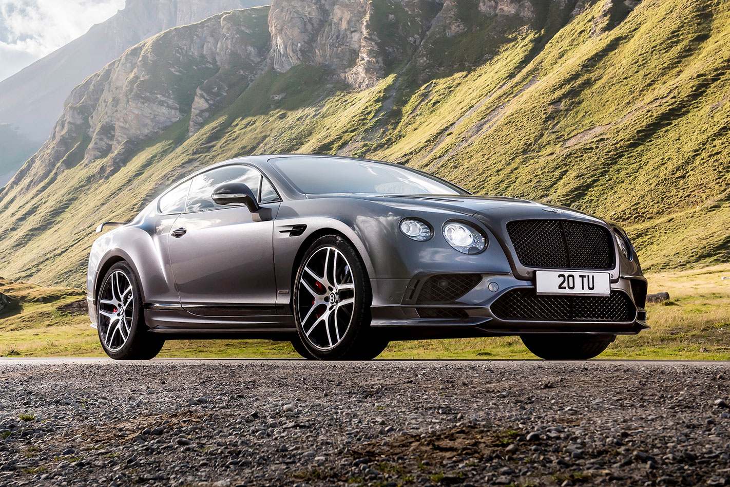 Bentley Continental Supersports static
