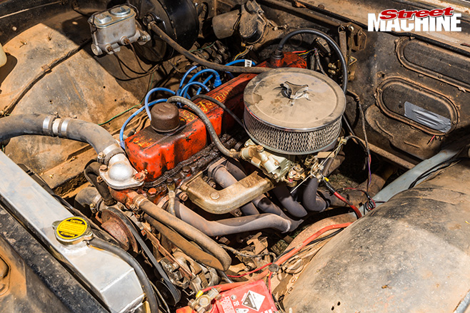 HK Holden Monaro GTS 5