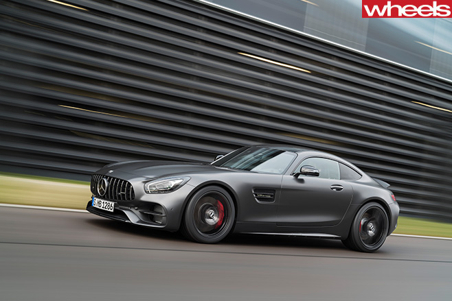 Mercedes -AMG-GT-C-front -rear