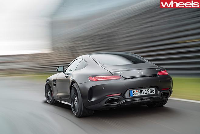 Mercedes -AMG-GT-C-rear