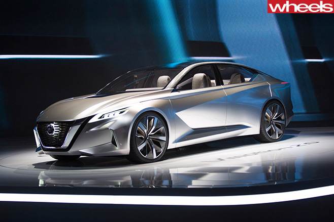 Nissan -Vmotion -2-0-concept -Detroit -Motor -Show -front