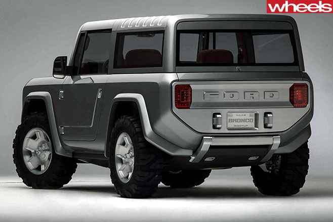 Ford -Bronco -concept -rear -side