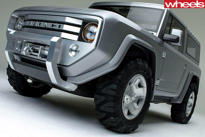 Ford -Bronco -concept -front