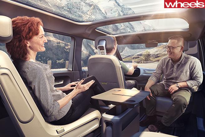 2017-Volkswagen -ID-Buzz -interior