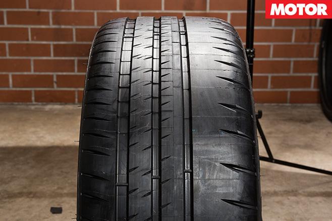 Michelin pilot tyres