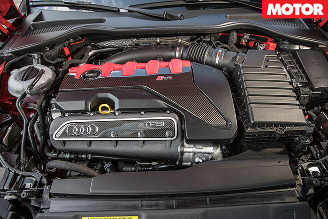 Audi -TT-RS-engine