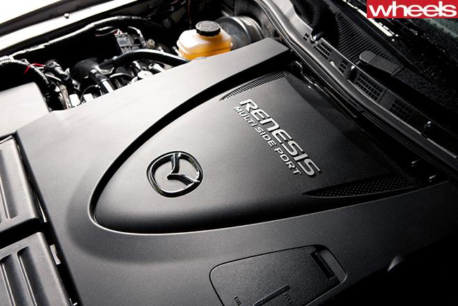 2008-Mazda -RX-8-Renesis -rotary -engine