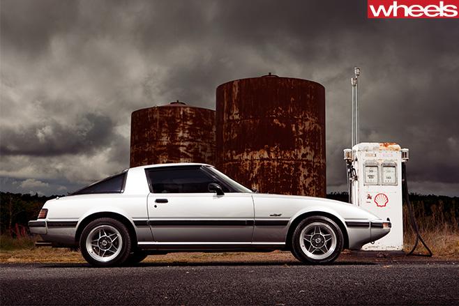 1979-Mazda -RX-7-13b -at -bowser