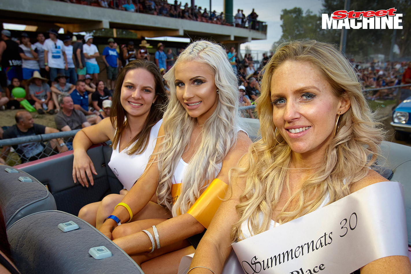 Jazmyne Wardell Miss Summernats 30 1