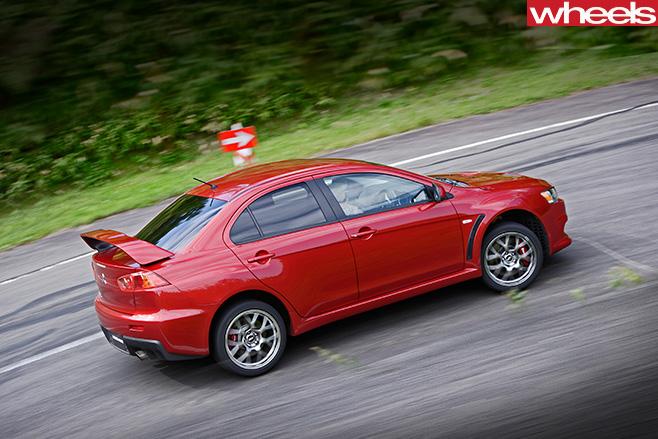 2008 Mitsubishi Lancer Evolution X review | Wheels