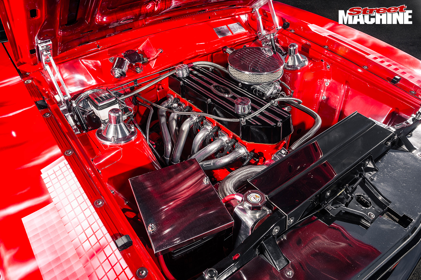 Ford -XC-wagon -jaffa -engine -bay -3
