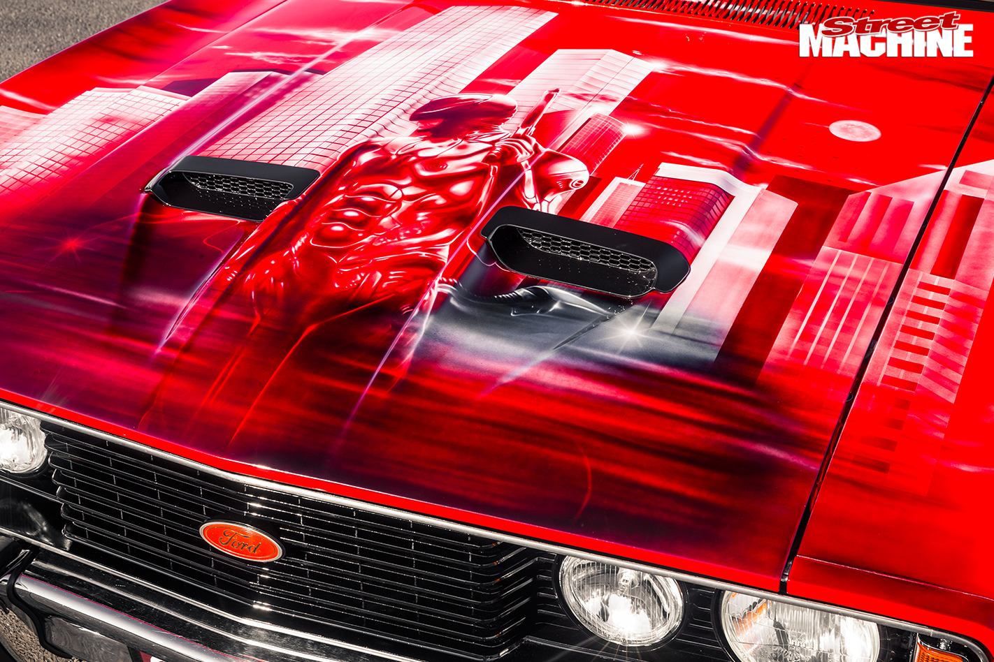 Ford -XC-wagon -jaffa -bonnet