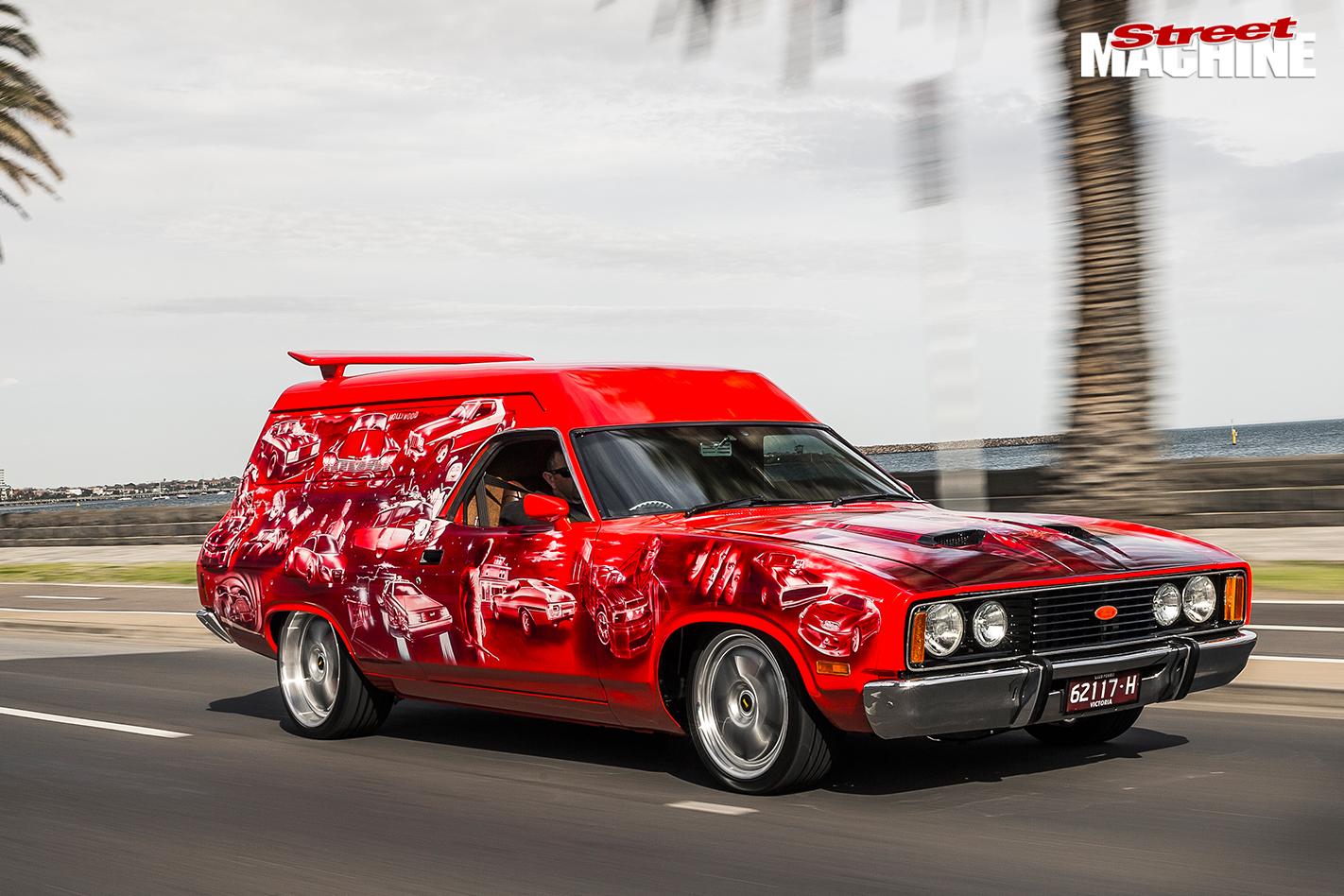 Ford -XC-wagon -jaffa -onroad