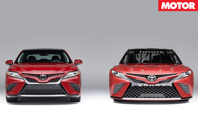 Toyota camry comparison