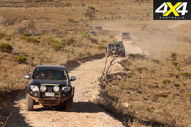 Ironman -4x 4's -Flinders -Trip -SA-2