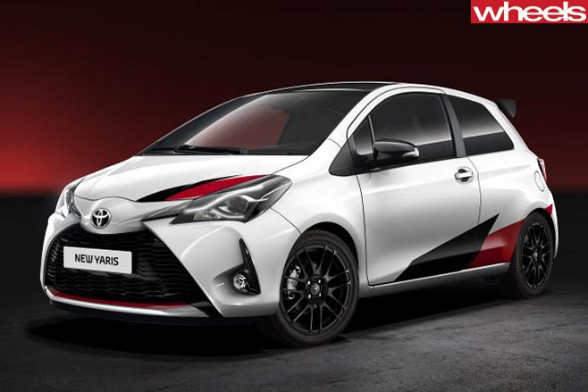 2017-Toyota -Yaris -front