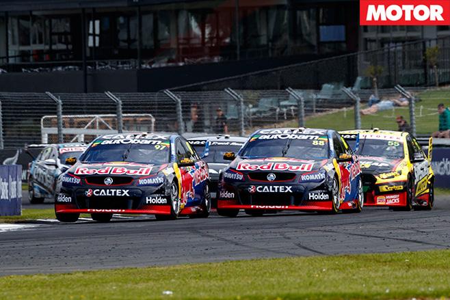 Holden V8s