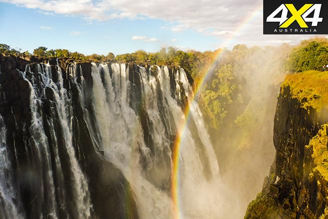 Victoria -Falls