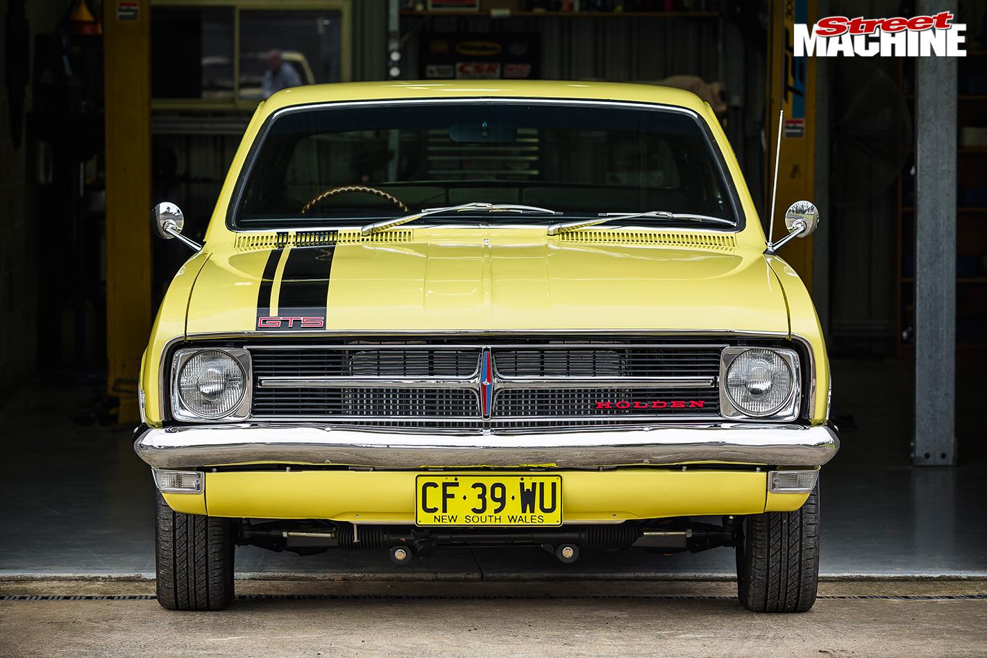 Holden -hk -monaro -front -view -2