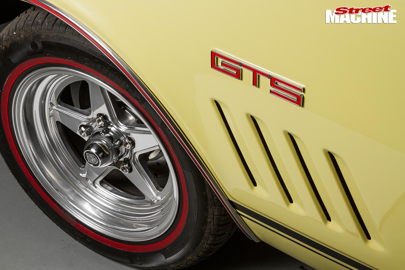 Holden -hk -monaro -front -wheel