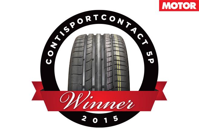 Winner 2015 tyres