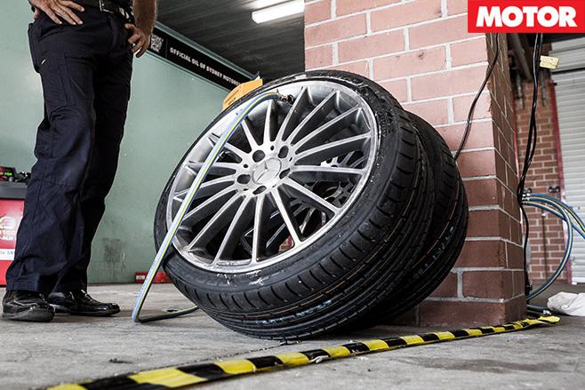 Conti tyres
