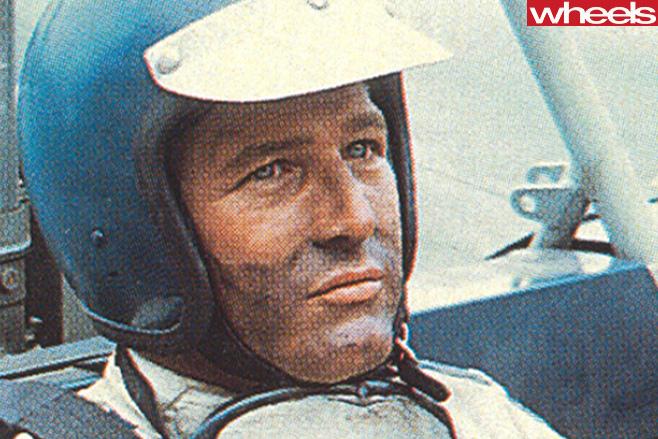Paul -Newman -Porsche -driver