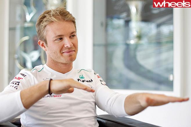 Nico -Rosberg -Formula -One -driver