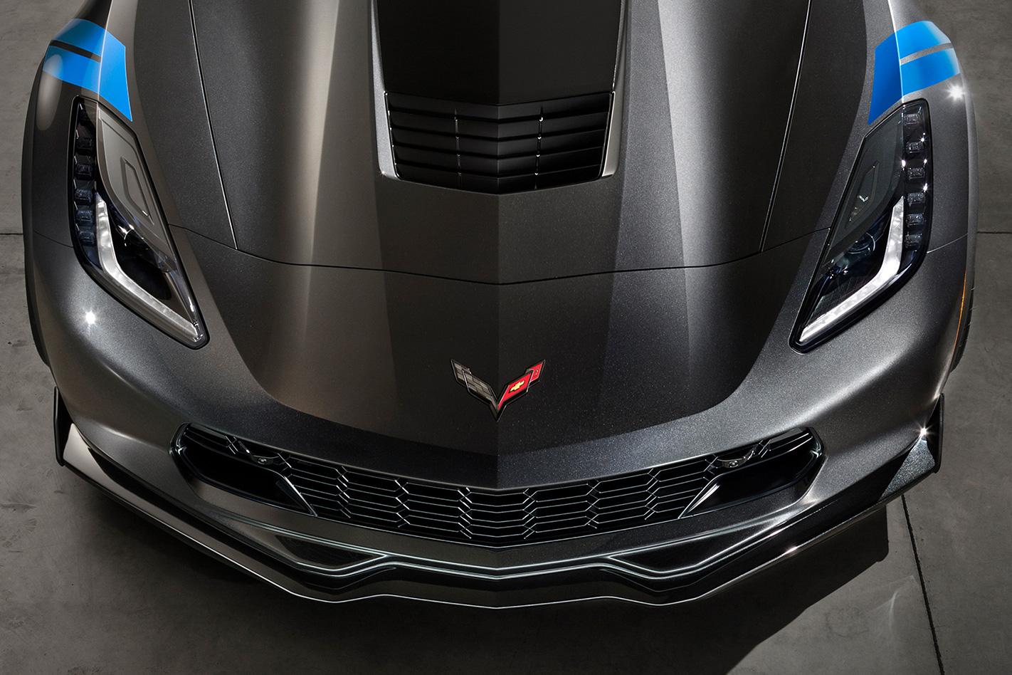 2016-Chevrolet -Corvette -front